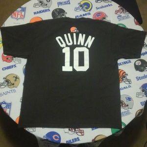 Cleveland Browns Brady Quinn Jersey Shirt XL